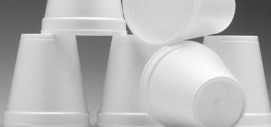 Recycling Foam Polystyrene
